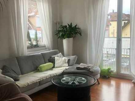 Vollständig renovierte 4-Zimmer-Wohnung mit Balkon in Schwäbisch Gmünd
