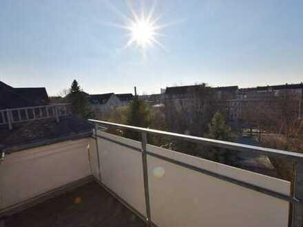 Dachgeschosswohnung mit Balkon zur Kapitalanlage!