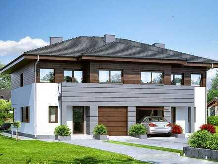 NEU! Top ausgestattetes Doppelhaus von S&P Building