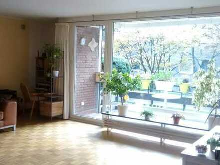 Schöne & Ruhige 4Z Erdgeschosswohnung + zzgl. 33m² Hobbykeller & Balkon. Nähe Aaper Wald/Flughafen