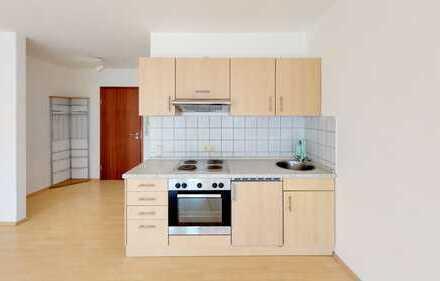 1 Zimmerappartement im idyllischen Rottenburg am Neckar