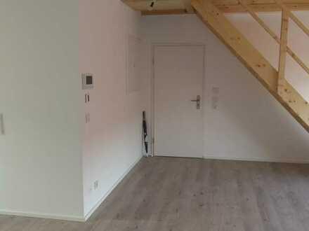 Loft/Studiowohnung - nach Kernsanierung – innenliegender Balkon - super Lage - modernste Technik.