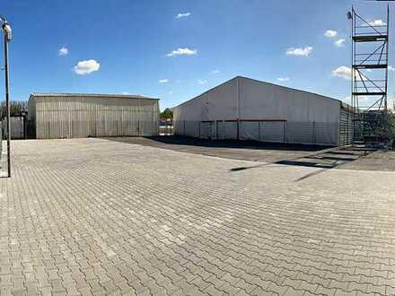 Freifläche/Lagerfläche 1350 qm für 2700€ mtl.