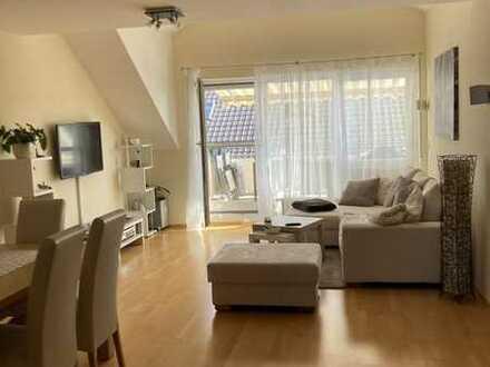 Ansprechende 3,5-Raum-Wohnung mit EBK und Loggia in Sachsenheim