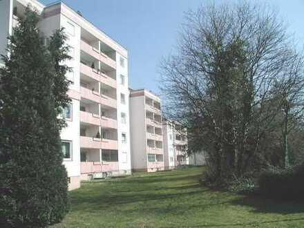 Helle 2 ZKB-Wohnung mit Loggia, zentrumsnah
