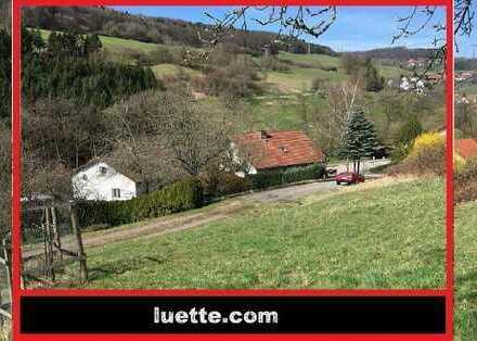 Waldshut: Letztes Baugrundstück, sonnige Südhanglage, Blick, Nähe Bushaltestelle, ca. 850 m² (115...