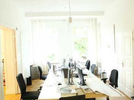 Wunderschöne Büro-, Praxis- bzw. Kanzleiräume im belebten Prenzlauer Berg