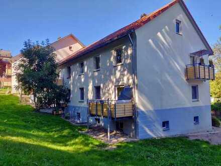 Renovierte 3 Zi-Wohnung mit Balkon in Sankt Georgen