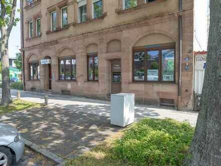 Erstbezug nach Sanierung mit Einbauküche: geräumige 3-Zimmer-Wohnung in Nürnberg