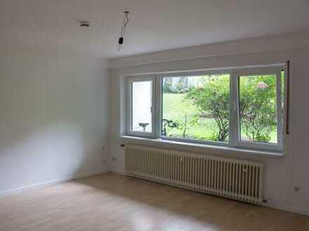 Freundliche 1-Zimmer-Erdgeschosswohnung in Karlsruhe-Wolfartsweier
