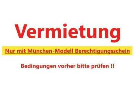 München - 1-Zimmer München Modell Wohnung