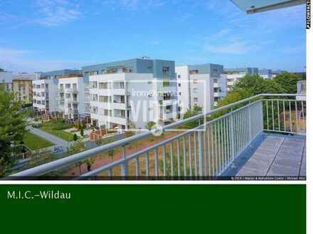Wunderschöne Wohnung mit Balkon und Terrasse