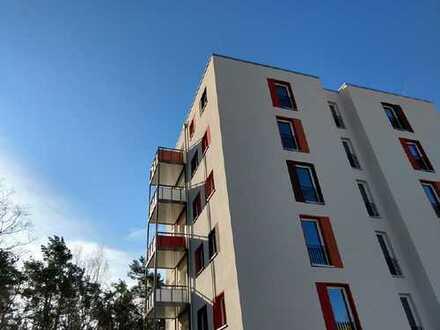 ERSTBEZUG: 3-Zi.-Whg./ Balkon mit Ausblick auf die Dresdner Heide