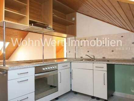 WohnWert: 3 Zi-DG-Wohnung - Kieselbronn