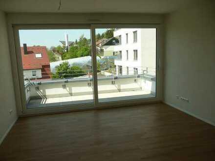 Lichtdurchflutete 2-Zi.-Wohnung mit Aussicht, Neubau, Erstbezug