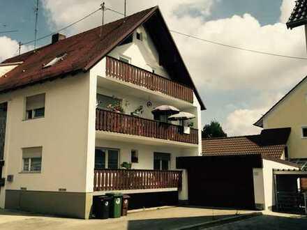 Schöne vier Zimmer Wohnung in Pfaffenhofen
