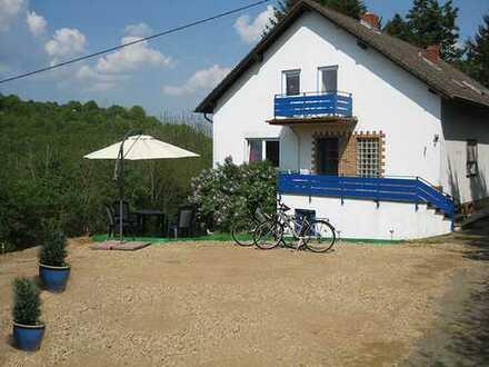 Wohn-oder Ferienhaus in idyllischer Lage