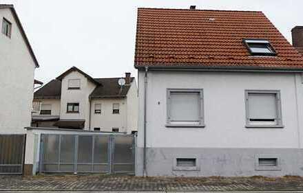EFH in Kronau mit großem Grundstück bietet Raum zur Selbstverwirklichung