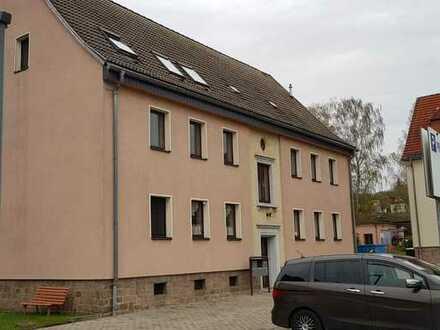 Erstbezug nach Sanierung: schöne 3-Zimmer-Wohnung in Mülsen