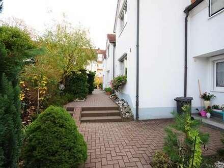 4-Zimmerwohnung mit Garten!