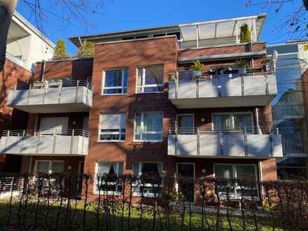 Großzügige, barrierefreie 3-Zimmer-Wohnung in luxuriöser Seniorenresidenz direkt am Bunten Garten!
