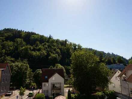 3 Zimmerwohnung in der Tal-Stadt von Schramberg