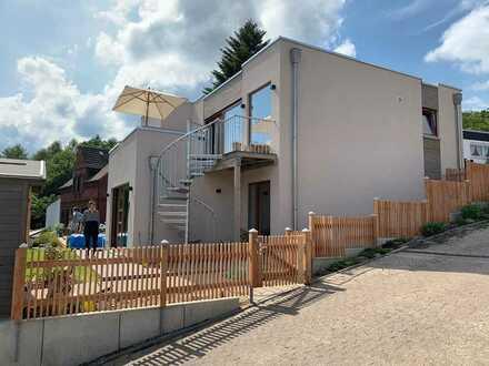 Architektenhaus Einfamilienhaus mit unverbautem Panoramablick in Bochum-Stiepel