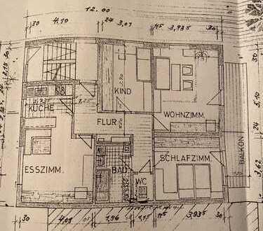 Stilvolle helle vier Zimmer Wohnung in Weil der Stadt-Münklingen