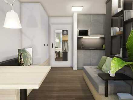 Möbliertes Apartment (Komfort, Typ D) mit bis zu 18.000 € Tilgungszuschuss