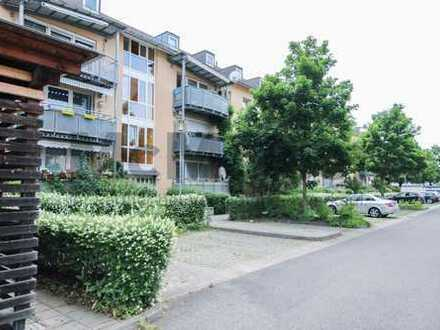 Südstadtpark: Wohnen auf 2 Etagen mit Balkon und EBK