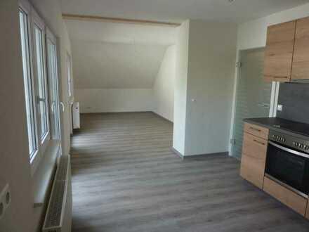 Moderne 2-Zimmerwohnung in Häusern