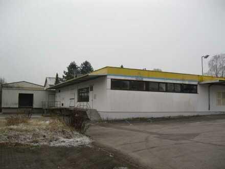 Top-Lage!! 1.500 m² Gewerbefläche - Viel Platz im ehem. SB-Markt!!
