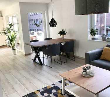 Neuwertige 3-Zimmer-Wohnung mit Balkon in Goch