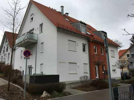 Exklusive, neuwertige 2-Zimmer-Wohnung mit Balkon in Pfaffenhofen