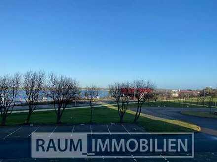 Ostsee-Ferienwohnungen mit Hafenpanorama