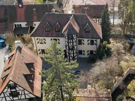 Herrensitz im Lorenzer Reichswald