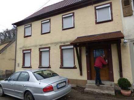 Einfamilienhaus bei 74575 Schrozberg-Bartenstein, 7,3 ar