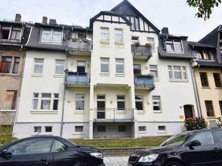 Schmucke DG Wohnung mit großer Dachterrasse