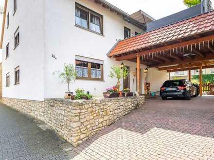 Kaufen und einziehen: Top gepflegtes Einfamilienhaus mit Einliegerwohnung zum Kauf in Schwabenheim