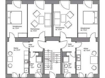 Luxuriös Wohnen im Zentrum mit modernster Technik