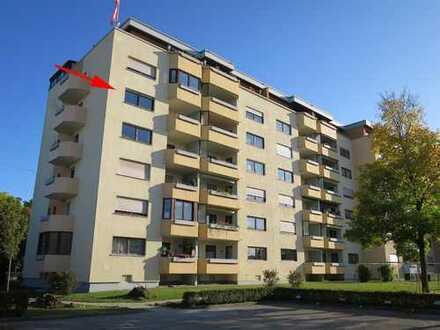 Ab 01.11.2019: 3-ZKB Wohnung mit Balkon und Loggia in Königsbrunn