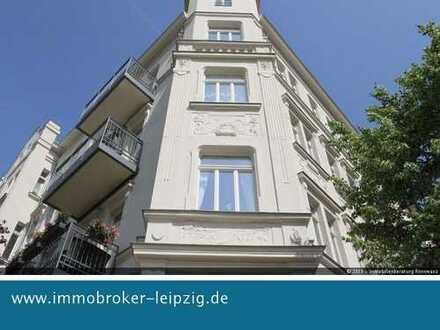/ 3-Raum Wohnung mit Balkon in Gohlis / ab 01.01.20