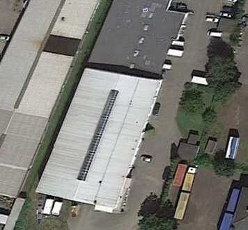 2 Hallen mit Wohn-/Bürofläche u.großer Freifläche (bebaubar) in 56626 Andernach zu verkaufen
