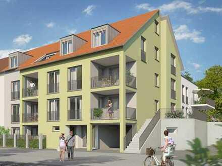 Komfortwohnung in zentraler Lage von Kornwestheim