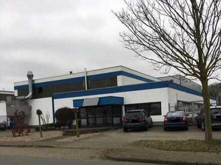 Velen-Ramsdorf, Produktionshalle -RESERVIERT-
