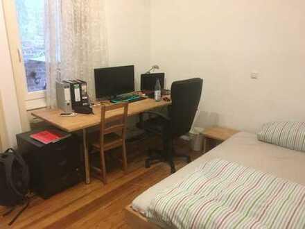 Möbliertes 12qm Zimmer in 2er WG