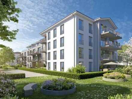 Erstbezug mit Balkon: exklusive 2-Zimmer-Wohnung in Landsberg am Lech