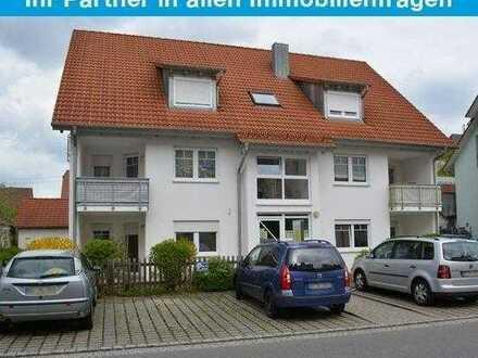 Gemütliche 2-Zimmer-Dachstudio-Wohnung im Herzen von Warthausen!