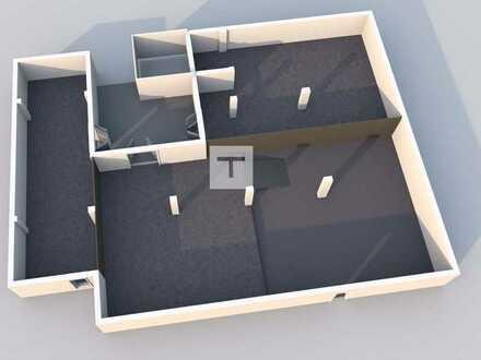 Lagerfläche im 2. UG 145 m² - nur mit Aufzug begehbar - weitere Flächen anmietbar!