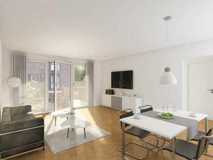 Hochwertiges Wohnen - 4 Zimmer, Süd-West Terrasse und Naturumgebung